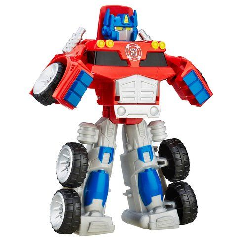 Superb Transformers Rescue Bots Megabot Optimus Prime Now At Smyths Toys UK! Buy Online Or Collect At Your Local Smyths Store! We Stock A Great Range Of Transformers At Great Prices.