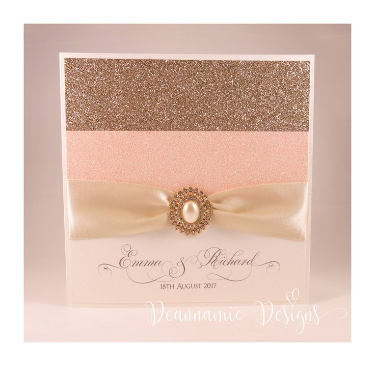 17 best Rose Gold Blush and Gold invitations images on Pinterest