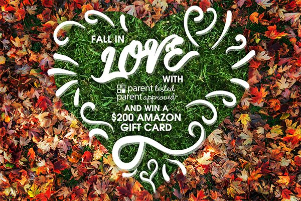 Fall in Love with PTPA and you could WIN a $200 Amazon gift card! Open to US and Canada (exc. Quebec). Giveaway closes Oct. 27, 2017