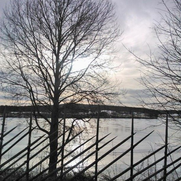 Riukuaita ja järvi #lake