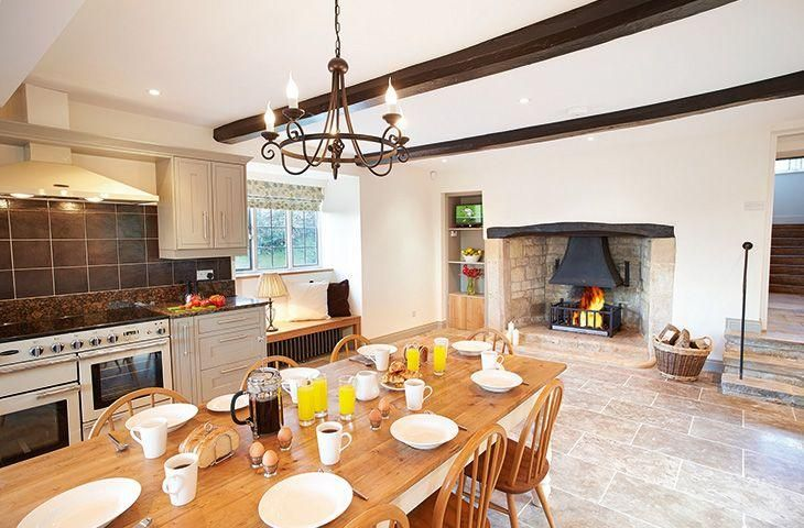 8 Bedroom Home in Snowshill to rent from £3561 pw.