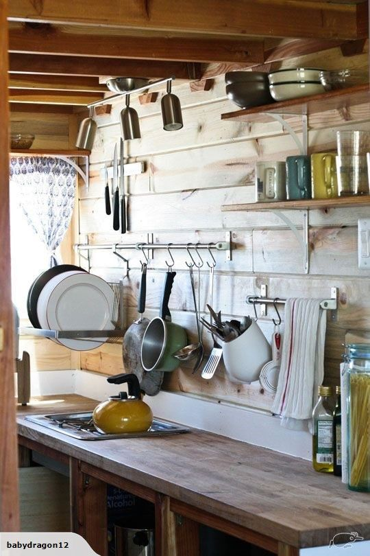 35 best Tiny House Kitchens images on Pinterest Home Kitchen