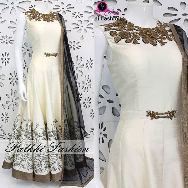 STYLE IS WHO YOU ARE WITHOUT HAVING TO SPEAK!!! #designer #oneofakind #womenfashion #indianfashion #love #shopping #buyindianwear #pakistanifashion #silk #handwork #gold #anarkali #gown #reception #wedding #photography #exclusive #party #black #fashion #indianclothing #bride #palkhifashion #necklace #blackandwhite #white #salwarkameez #ballgown