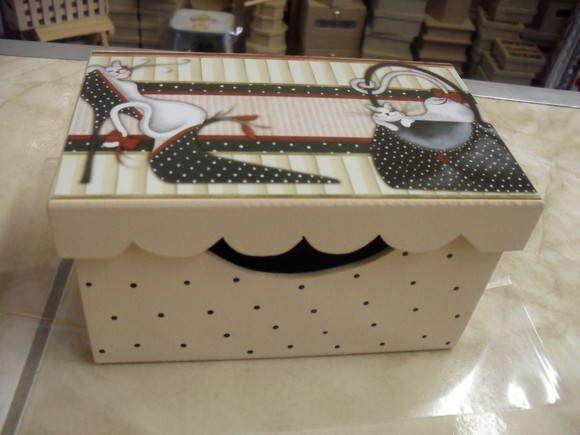 caixa de batom | Atelie da Drica - Artesanatos e Decorações | Elo7