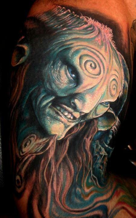 pan 39 s labyrinth tattoo el laberinto del fauno pinterest avatar tattoo avatar and tattoos. Black Bedroom Furniture Sets. Home Design Ideas