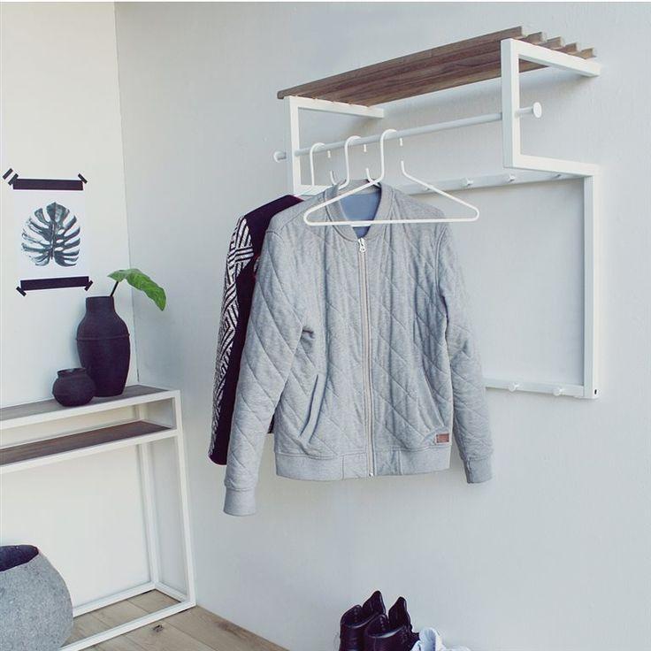 Spinder Design Rizzoli Wandkapstok kopen? Bestel bij fonQ