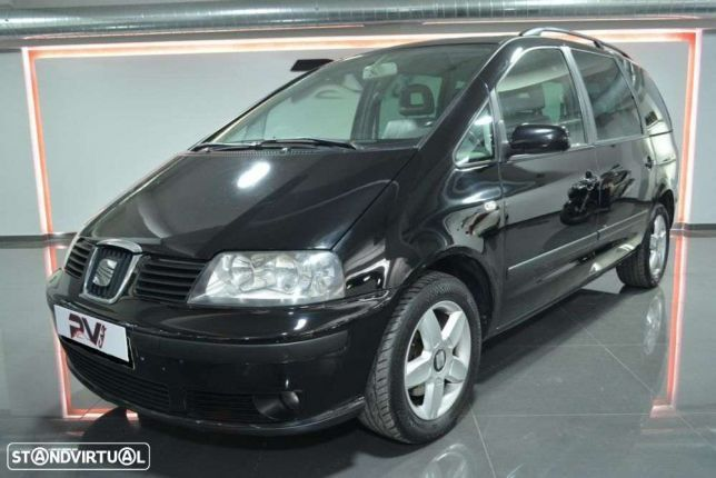 Seat Alhambra 1.9 Tdi Sport 115 Cv Gps preços usados