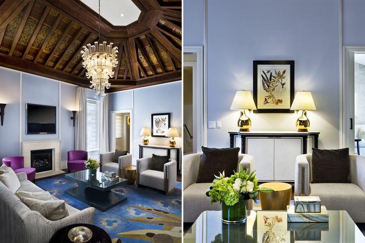 The Hotel Bel-Air | hotel interior design, hotel design industry, modern interior design | #moderninteriorhotel #interiorfurnituredesign #amazingcontractfurniture | More: https://www.brabbucontract.com/catalogue-download