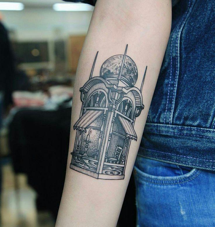 Tattoo done by: @liningtattoo #blacktattoo #tatuaje #blackink