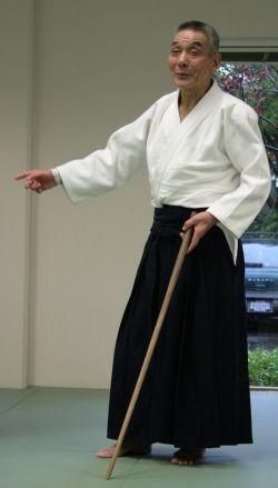 Aikido Jo Staffs