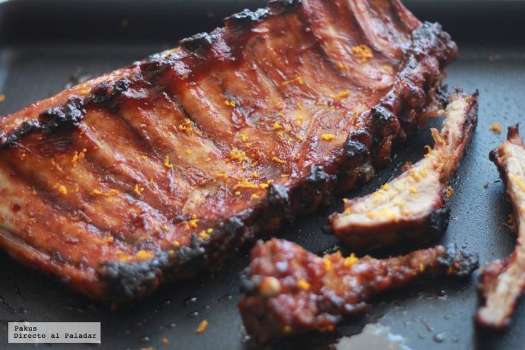 Uno de los platos de los Estados Unidos más consumidos en todo el mundo son las costillas al horno al estilo americano. Es una receta sabrosa y sa...