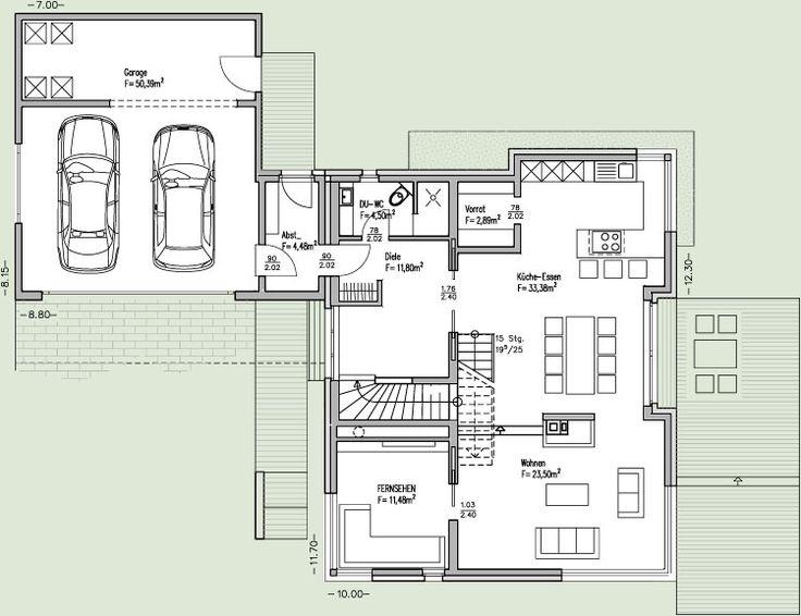 Pin von Nela k auf Floor plans Haus grundriss, Grundriss