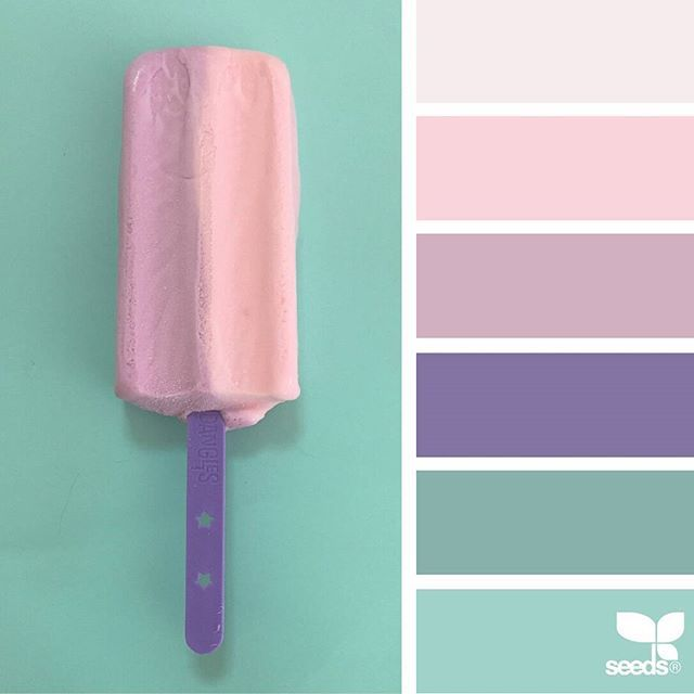 today's inspiration image for { color pop } is by @thebungalow22 ... thank you, Steph, for another inspiring #SeedsColor image share!