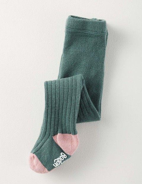Ribbed Tights 55025 Socks & Tights at Boden