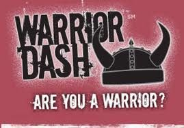 "A 5 day Warrior Dash training plan for ""virgins"". Doing this next summer!"