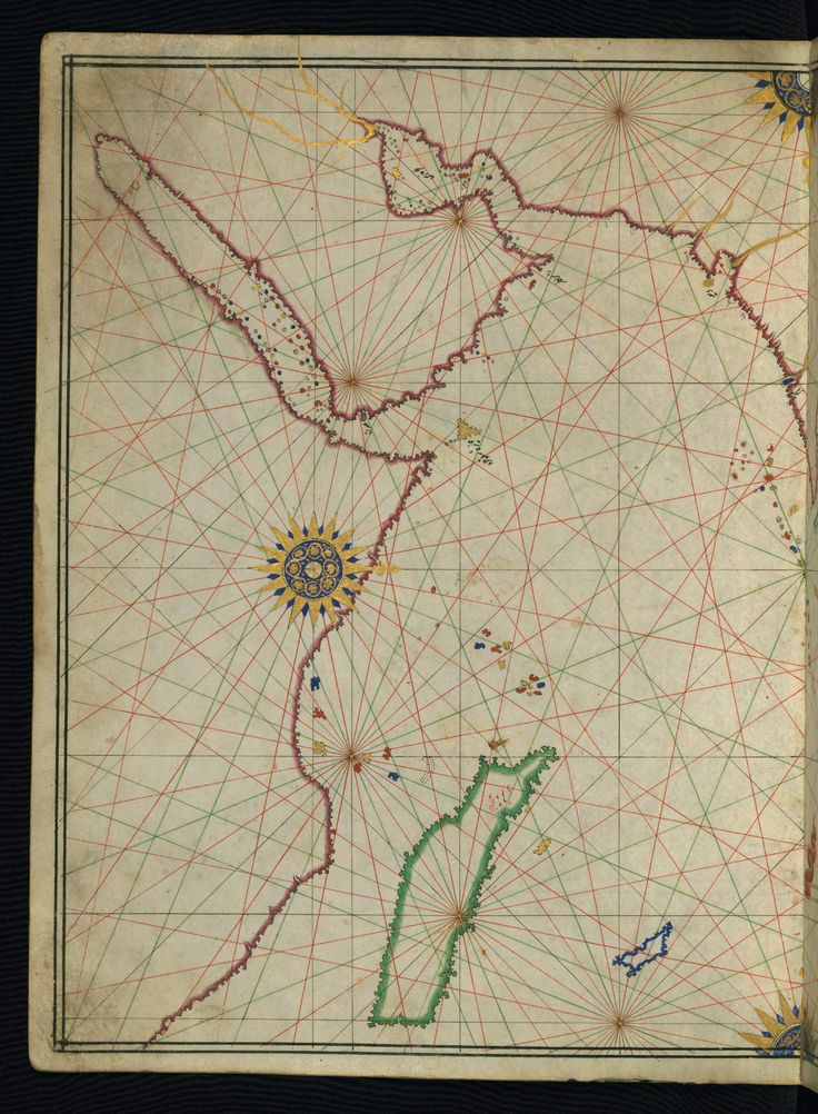 Map Of Paisley%0A This folio from Walters manuscript contains a map of east Africa and the  Arabian Peninsula