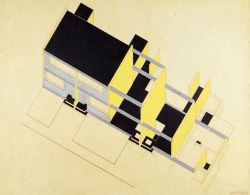 Walter Gropius (Torten Housing Estate / dessau / 1926-28)