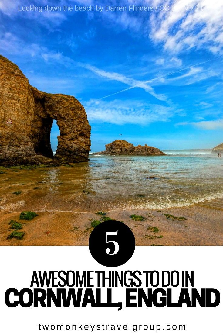 5 Awesome Things to Do in Cornwall, England