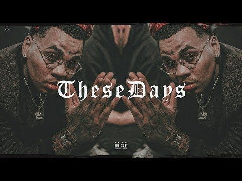 Kevin Gates, Lil Baby Type Beat - These Days (Prod  By