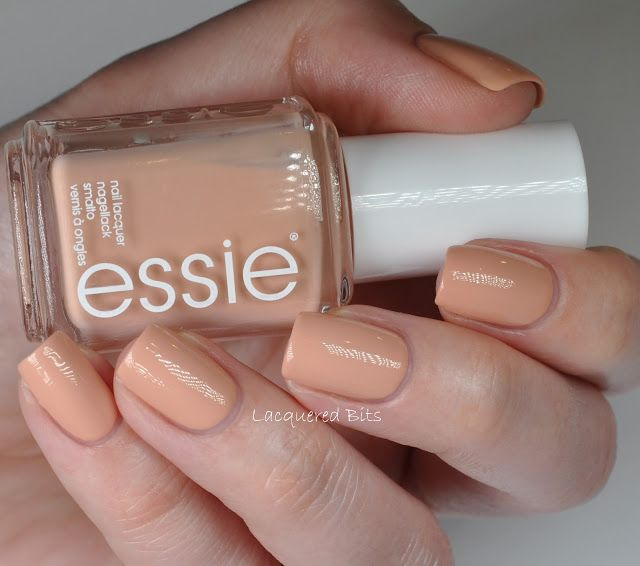 Perennial Chick from Flowerista collection from @essiepolish #essie #flowerista