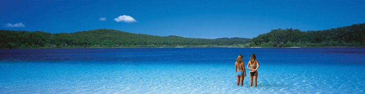 Experience Fraser Island One and Two Day Tours | The Discovery Group