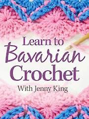 Learn to Bavarian Crochet; I really like this stitch. There is a wrap as part of the practice projects that I really like.