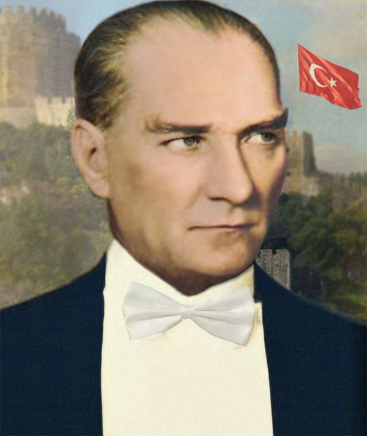Atatürk – Pace in casa, pace nel mondo.