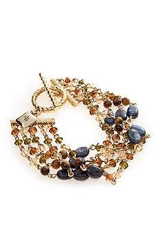 Lauren Ralph Lauren Multi-Colored Beaded Bracelet