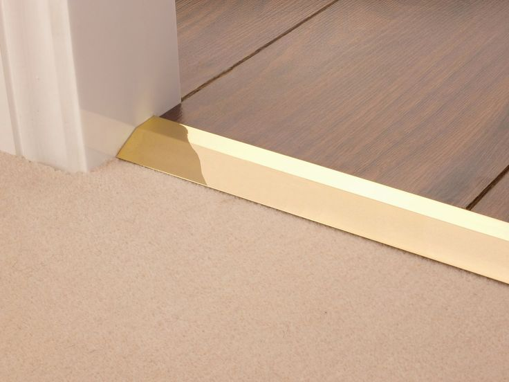 Pin On F L O R S, Laminate Flooring To Carpet Joiner