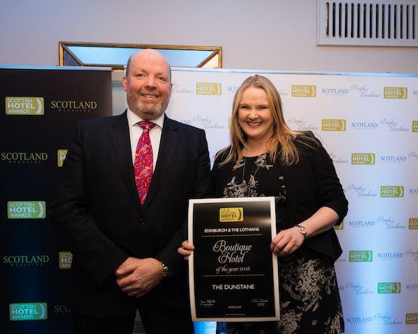 Latest news The Scottish Hotel Awards 2018 - the Edinburgh winners