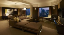 The Ambassador Suite offers luxury accommodation and separate living areas.  #accommodation #luxury #suite