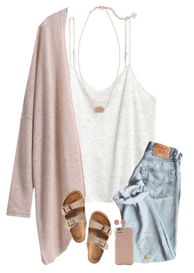 """""""HIGH SCHOOL STUDENTS; advice on seminars??"""" by twaayy ❤ liked on Polyvore featuring Linne, Birkenstock, Tory Burch, Estella Bartlett, River Island, Isabel Marant and Kendra Scott"""