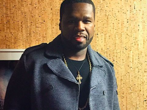 """New post on Getmybuzzup- 50 Cent Confirms New Fox TV Show: """"Now You Know I Ain't Bullsh*tting""""- http://getmybuzzup.com/?p=563009- #50Cent, #Fox, #TvPlease Share"""