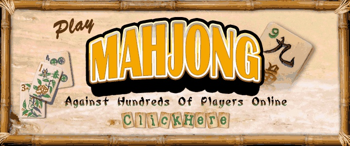 Mahjong online tiles game