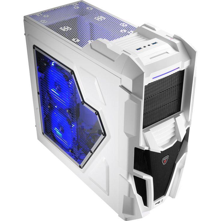 Uma super máquina para rodar o que tem de melhor em jogos!!! PC Gamer STARK Intel Core i5 4460 3.2Ghz 6MB , 8GB RAM DDR3 1866Mhz, HD 1TB, AMD RX 480 DDR5 8GB, DVD/RW, SSD 120GB