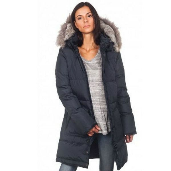 Pajar Cougar Jacket in Navy (514 CAD) ❤ liked on Polyvore featuring outerwear, jackets, winter coats, hooded parka jacket, water resistant jacket, navy parka jacket, hooded parka and navy parka