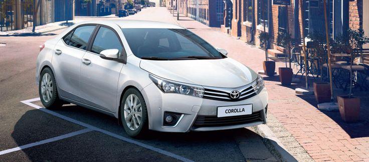 Toyota Corolla – Lupul Alfa Cenușiu