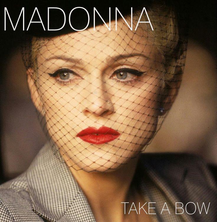"""#8. """"Take A Bow""""  ***  Madonna  (1995)"""