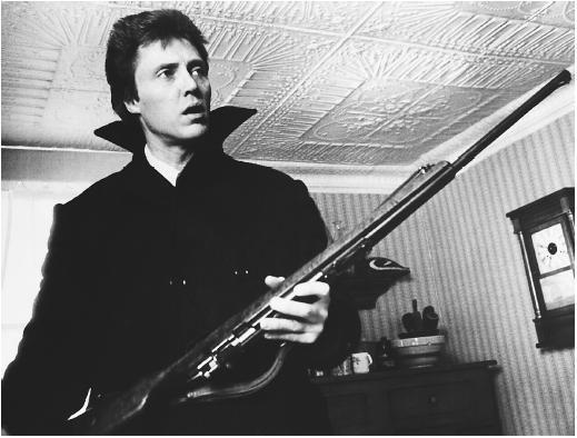 Johnny Smith - Christopher Walken in The Dead Zone