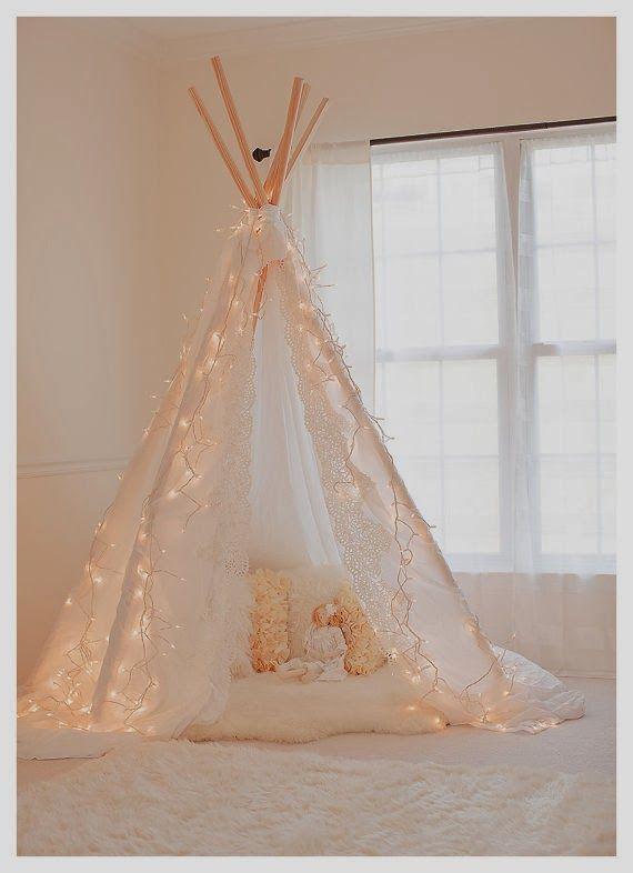 Tendas e Casinhas pra crianças - Maternidade Colorida