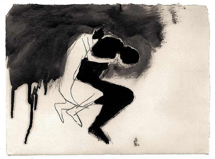 Antony Gormley | hold me More