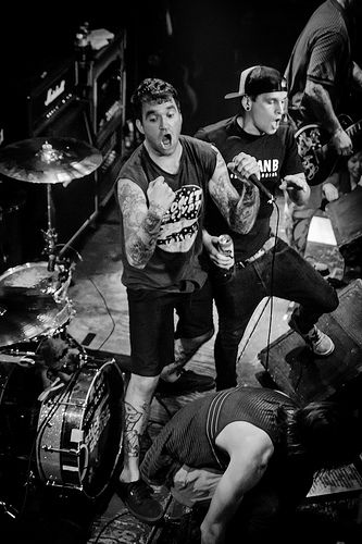 New Found Glory | Pouzza Fest 2013