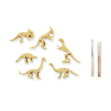 Zestaw do odszukiwania szkieletów dinozaurów. #tigerpolska #tigerstores #tigerxmas #tigerpakkekalender #xmas #święta #autumn #zima #christmas #prezent #gift #dinozaur