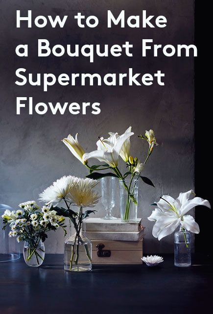 With a quick trip to the grocery store and these easy techniques, you can turn budget blooms into artful arrangements.