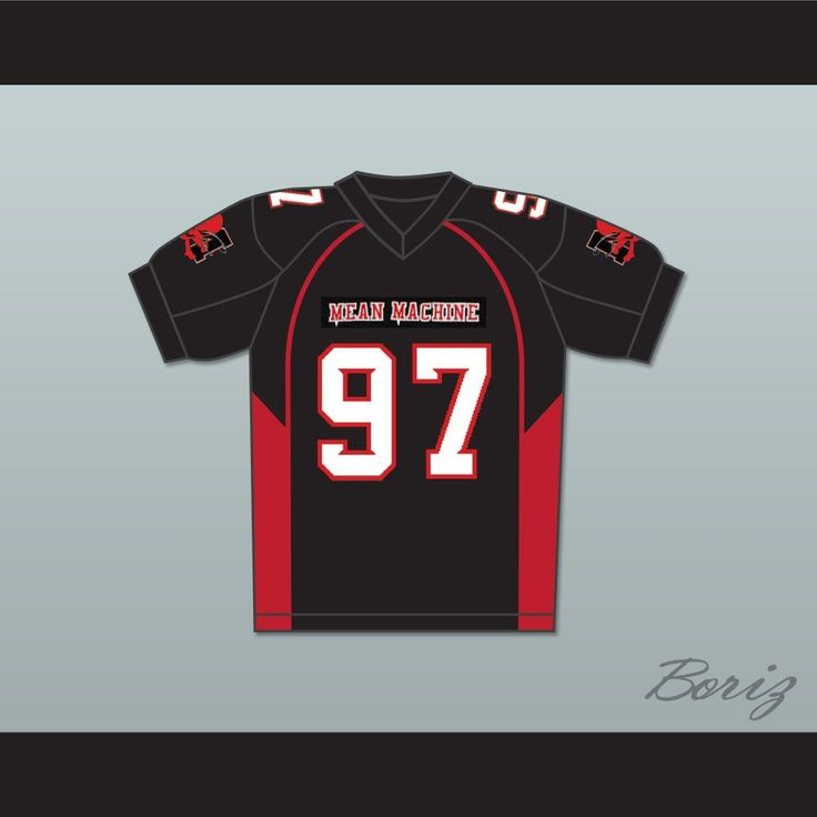 Bob Sapp 97 Switowski Mean Machine Convicts Football Jersey Includes Patches. STITCH SEWN GRAPHICS  CUSTOM BACK NAME CUSTOM BACK NUMBER ALL SIZES AVAILABLE SHIPPING TIME 3-5 WEEKS WITH ONLINE TRACKING NUMBER Be sure to compare your measurements with a jersey that already fits you. Please consider ordering a larger size, if you plan to wear protective sports equipment under the jersey. HOW TO CALCULATE CHEST SIZE: Width of your Chest plus Width of your Back plus 4 to 6 inches to account for…