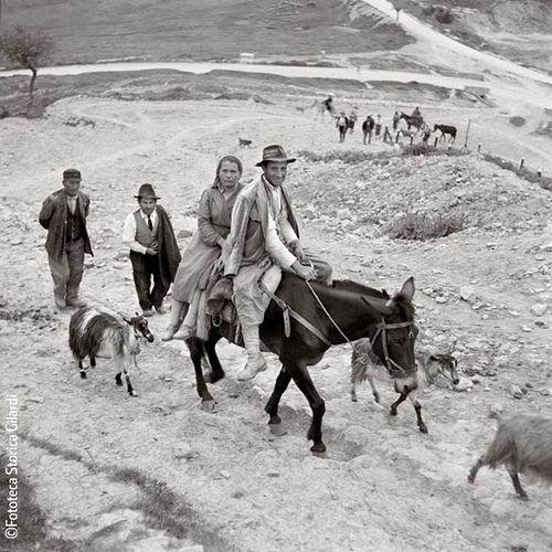 Ando Gilardi  Lavoro contadino e operaio nell'Italia del dopoguerra 1950-1962) Lucania 1957    #TuscanyAgriturismoGiratola
