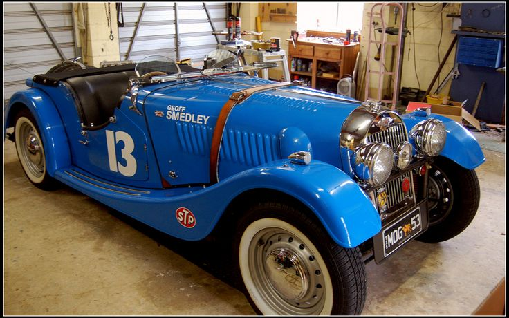 Still a boy racer at 84!