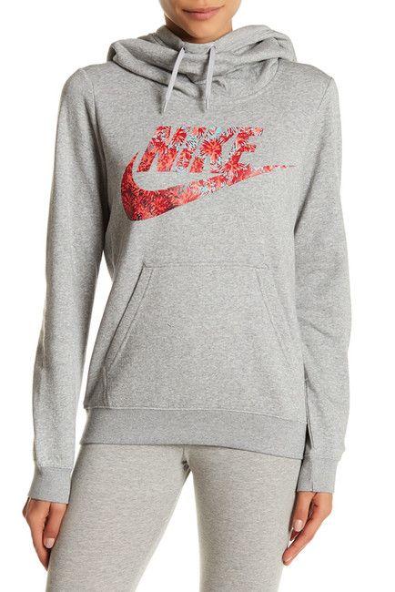Image of Nike Fleece Hoodie