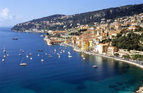 I soooo want to go to the Mediterranean!