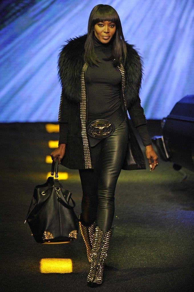 Milan Fashion Week Fall 2014 - Phillipp Plein Fall 2014